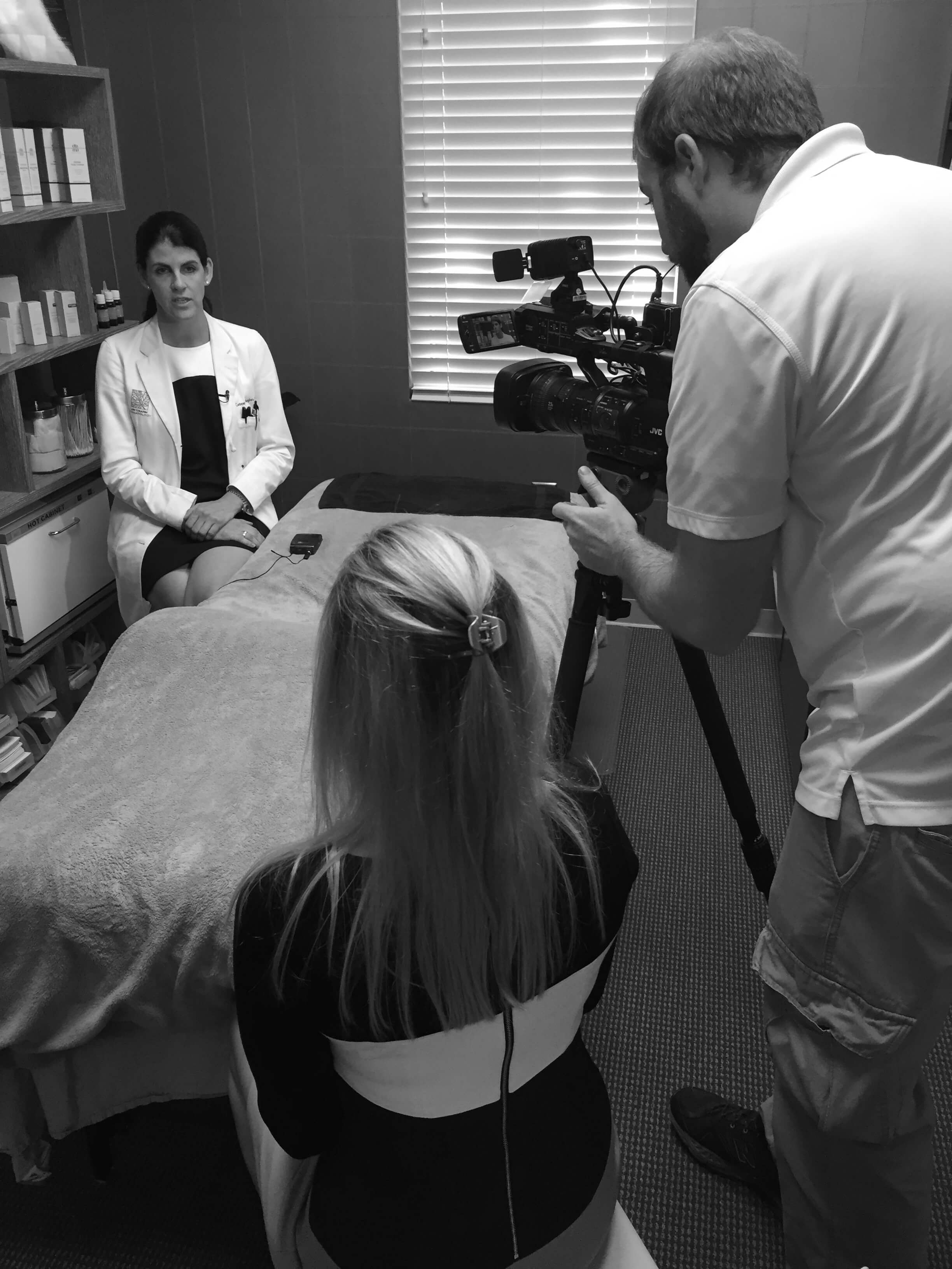 Dr Howington Interview, low country dermatology