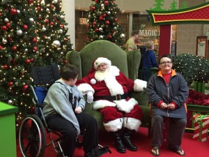 Savannah Mall Caring Santa