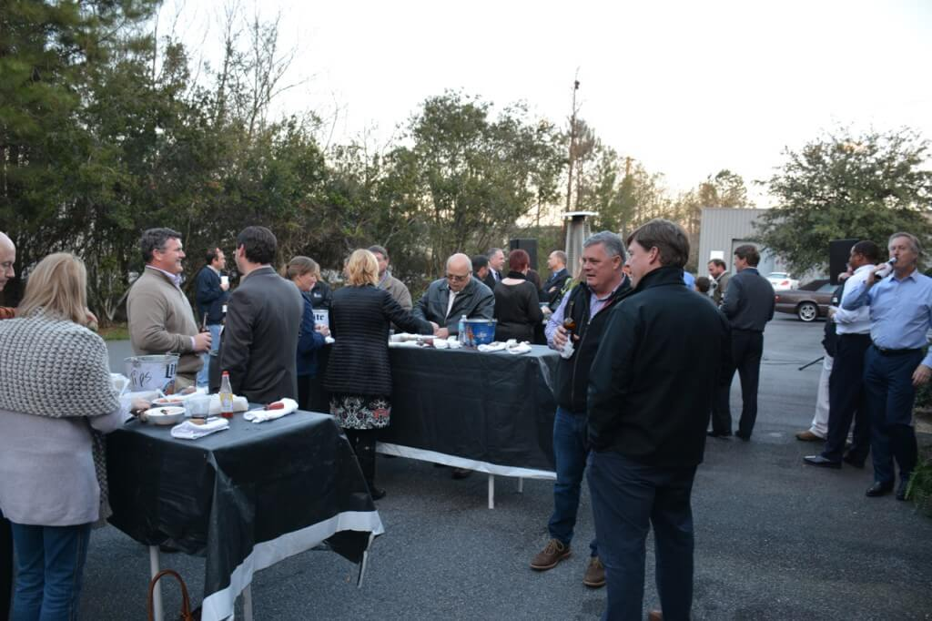 Dewitt Tilton Group After Hours Oyster Roast