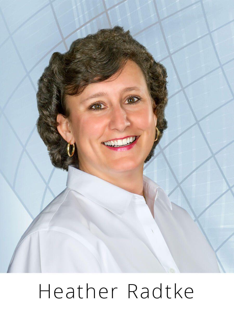 Heather Radtke, Vice President of Speros