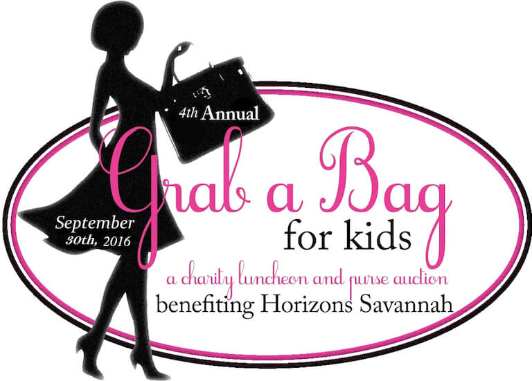2016 Horizons Savannah Grab a Bag for Kids Logo