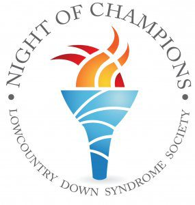 Low Country Down Syndrome Society Night of Champions Logo