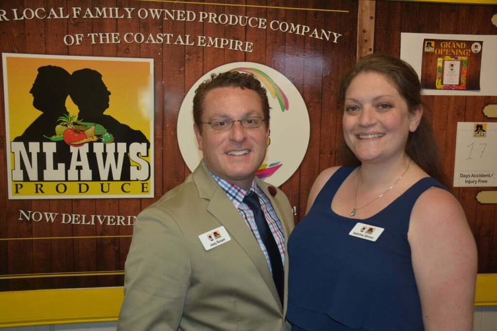 NLAWS Produce and NLAWS Produce at Home Ribbon Cutting Savannah