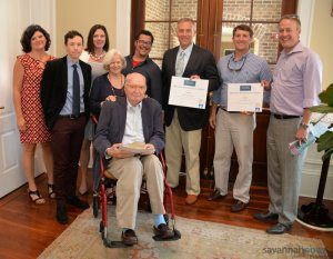 Felder & Associates Wins Historic Savannah Foundation Preservation Award for Atlantic