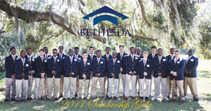 Bethesda Academy 2017 Graduating Class to be honored at annual scholarship gala.