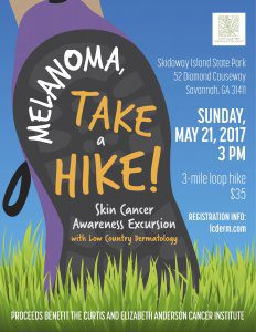Low Country Dermatology Melanoma Take a Hike
