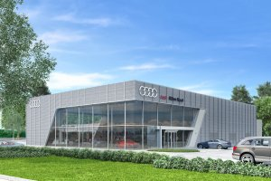 Future Home of Audi Hilton Head