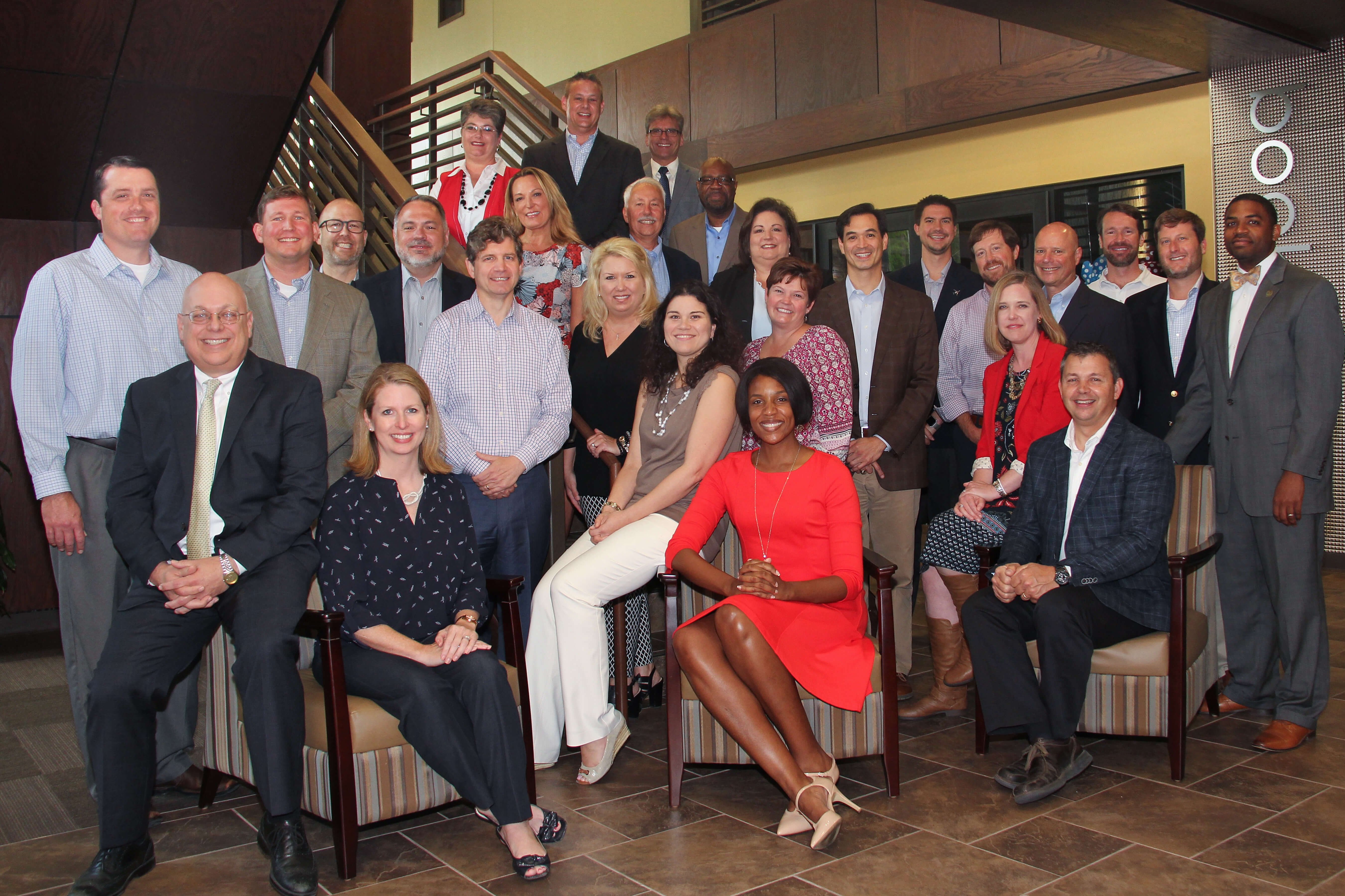 The Leadership Southeast Georgia Class of 2017