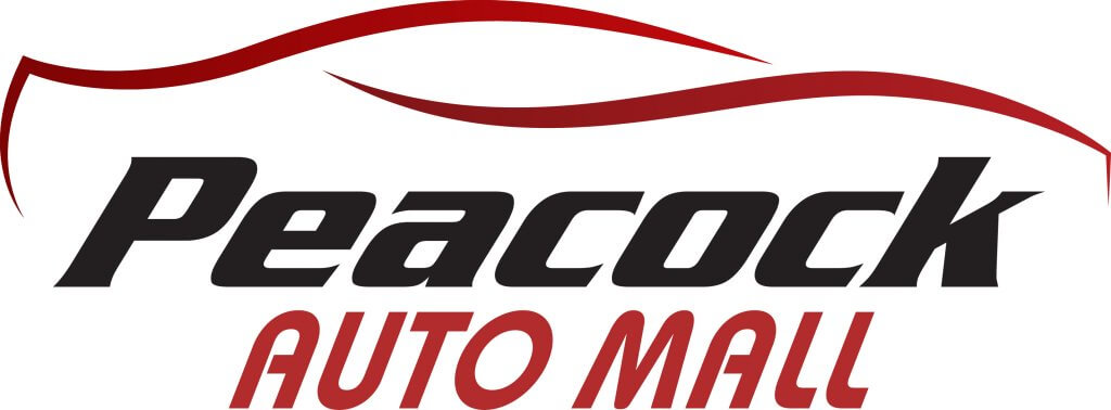 Peacock Automotive Logo