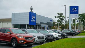 Savannah Hyundai, Peacock Automotive