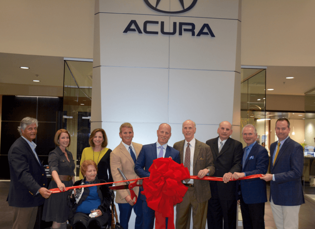 Southern Motors Acura >> Southern Motors Acura Held A Grand Opening For Their New Dealership