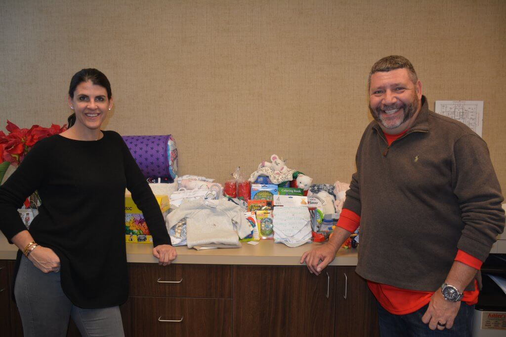 Low Country Dermatology Presents Donations to Ronald McDonald House of the Coastal Empire