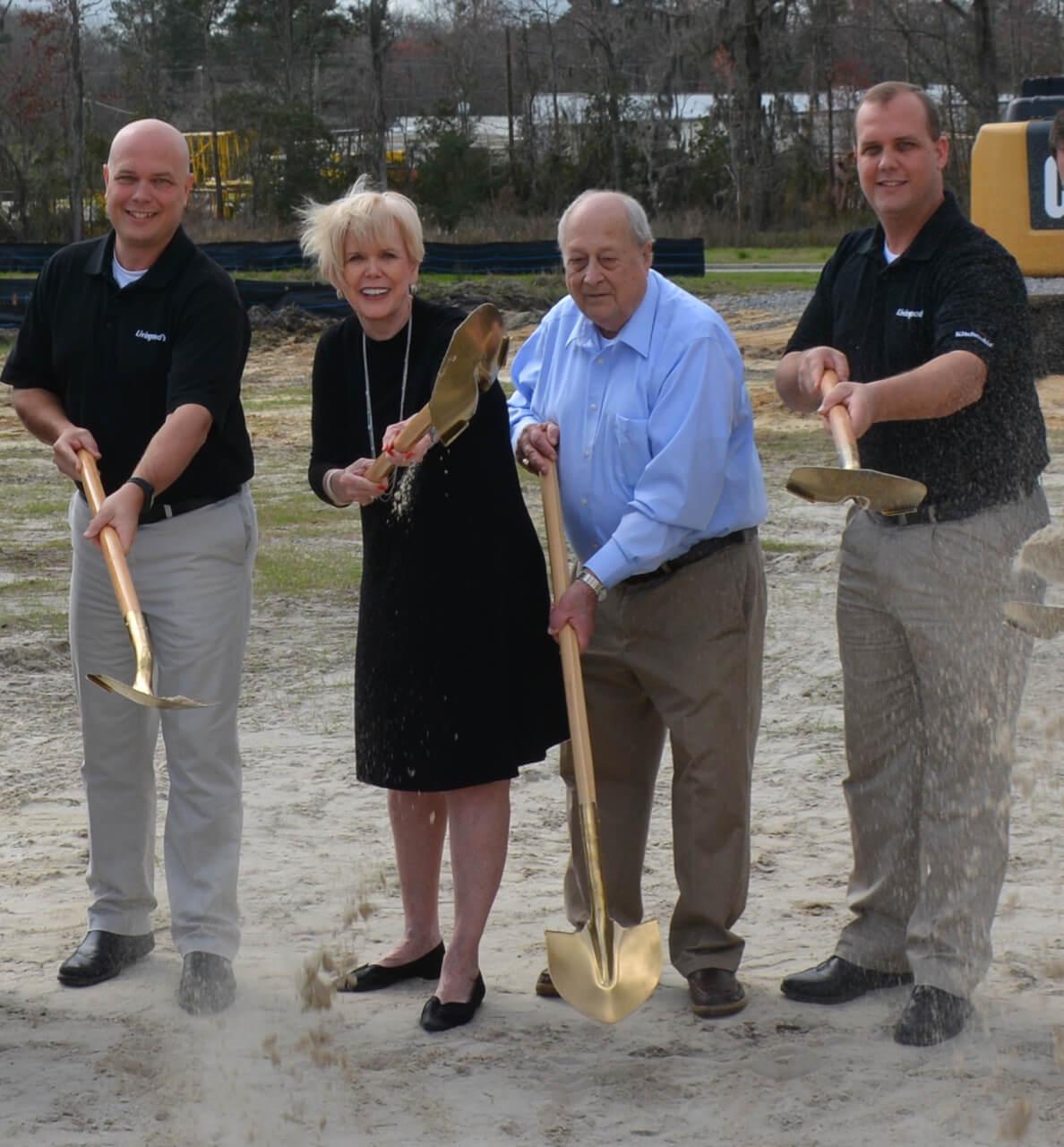 Livingoods : The Dewitt Tilton Group Breaks Ground on New Livingood's ...
