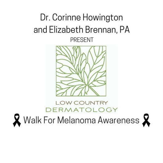 Low Country Dermatology's Walk for Melanoma Awareness
