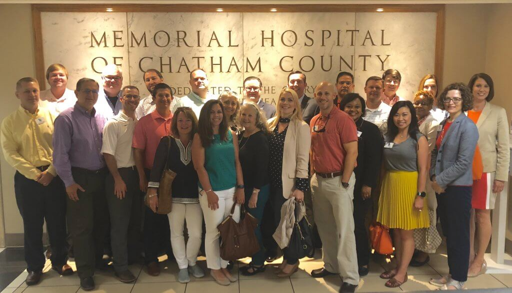 Leadership Southeast Georgia Class of 2018 Chatham County