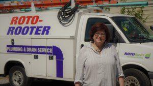 Sherry Daniel, Roto-Rooter Plumbers