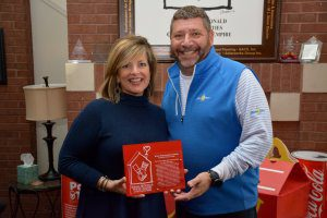 Cecilia Russo Turner Receives Award from Ronald McDonald House