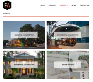 Felder and Associates New Website