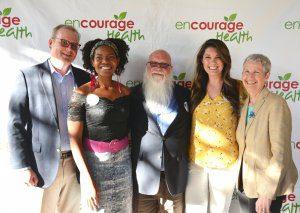 Enmarket Encourage Health Kickoff Event