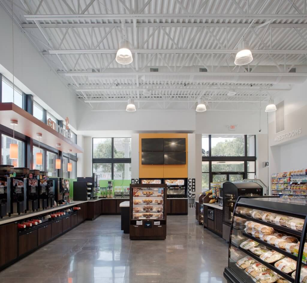 Inside the Newly Renovated Downtown MLK Store