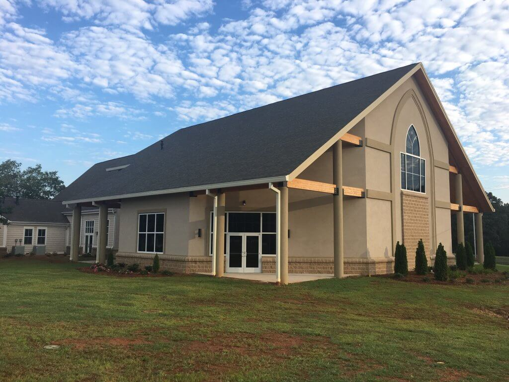 Christ Community Church of Simpsonville, S.C.