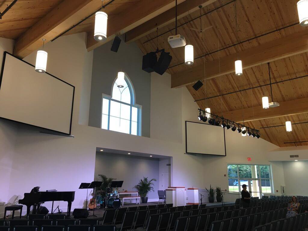 Christ Community Church of Simpsonville, S.C.