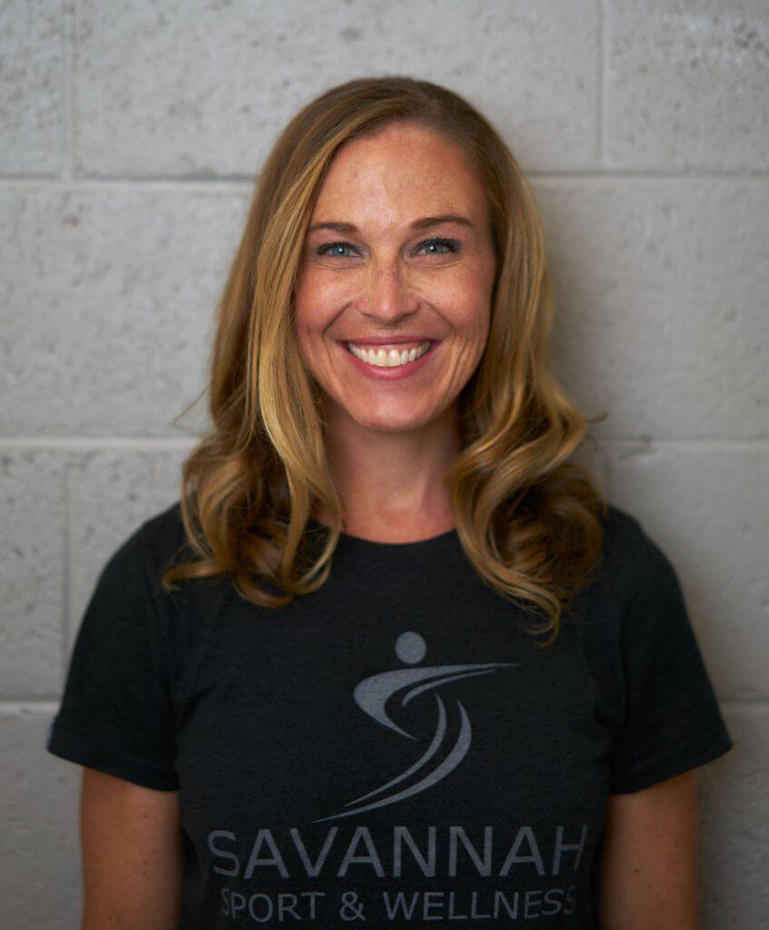 Katie Balthrop , Savannah, Sport and Wellness