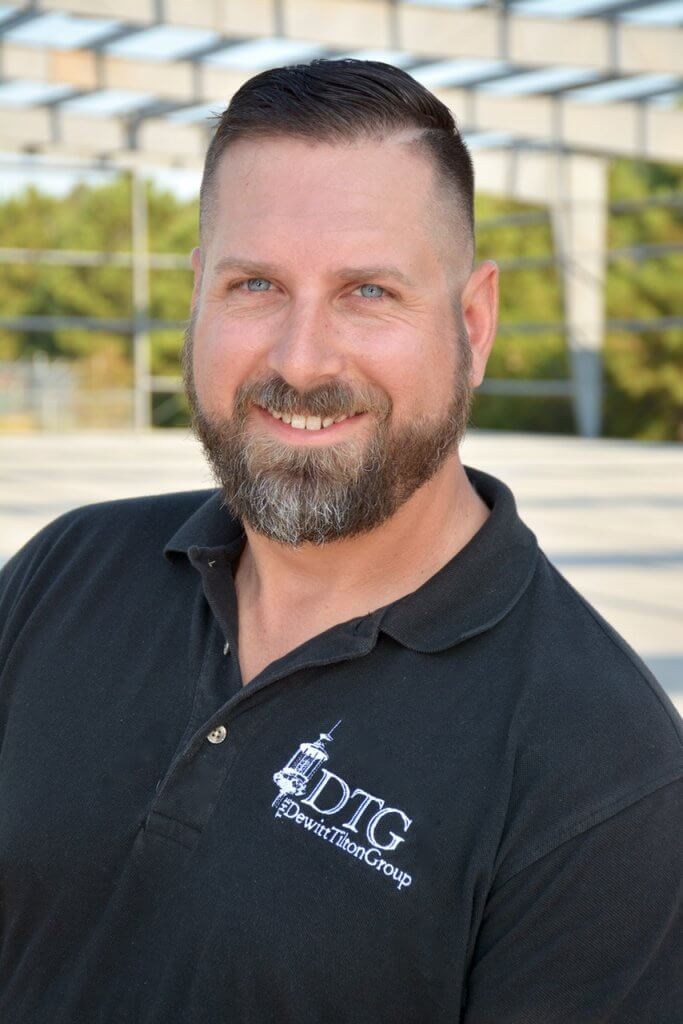 Aaron Cradduck, The Dewitt Tilton Group, Commercial Construction Savannah